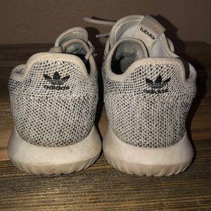 Adidas tubular ortholite tennis shoe sneakers 6 US